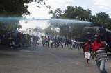 Francuskog predsednika Olanda na Haitiju dočekali protesti