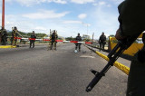 Venecuela uhapsila deset pripadnika paravojske Kolumbije