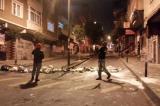 Napad turskih revolucionara na policiju (VIDEO)