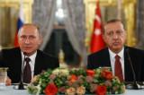 Putin i Erdogan saopštili da se slažu po pitanju Sirije!