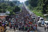 Najveći karavan izbeglica na svetu!