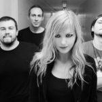 "Dragana Mijatović, pevačica benda ""HYPE"""