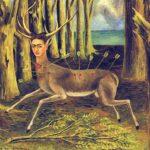Frida Kalo – Autoportret kao ranjeni jelen (1946)