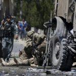 Meta eksplozije NATO konvoj kod kabulskog aerodroma i ambasada SAD-a