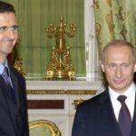 Putin: Asad je spreman na prevremene izbore