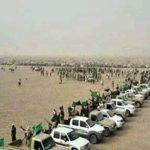 Vođe libijskih plemena sa istoka se pridružuju Gadafijevoj vojsci (Video)