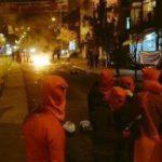 Sukob militanta DHKC-a i policije u znak protesta protiv masakra Kurda