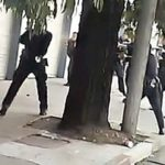 Policijski terorizam na delu (VIDEO)