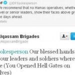 Stranica Hamasa na Tviteru ponovo ugašena