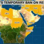 Kako su reagovale zemlje na koje se odnosi zabrana putovanja u SAD?