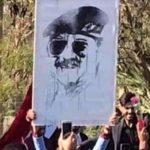 Studenti isključeni sa fakulteta zbog portreta Sadama Huseina! (VIDEO)