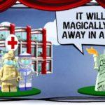 Američke reakcije na pandemiju Kovida-19 (Video)